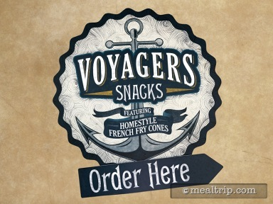 Voyagers Snacks