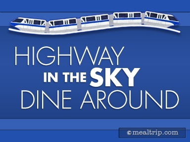 Highway in the Sky Dine Around Reviews