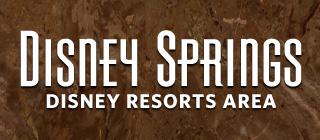 Places to Eat in the Disney Springs Resort Area